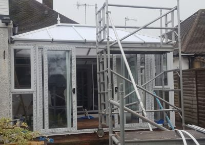Building conservatory