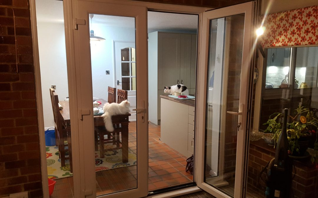 Easy Maintenance Guide for UPVC Doors and Windows